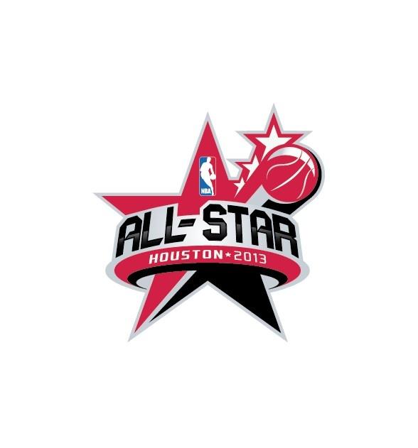 NBA 2013 全明星周LOGO图片