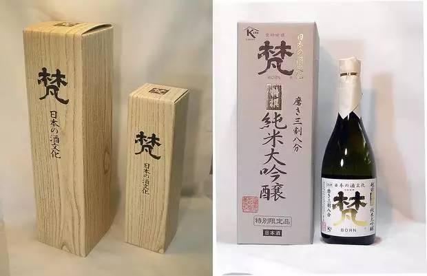 日本國粹——清酒,包裝設計真是太美了