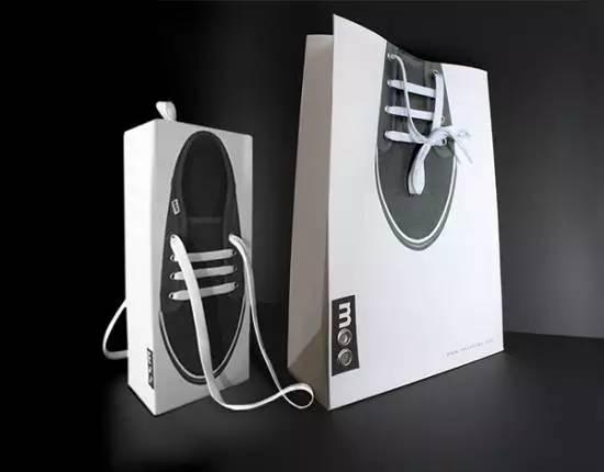 独特创意鞋盒包装设计