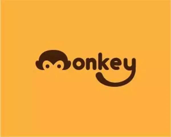 猴年创意logo设计欣赏