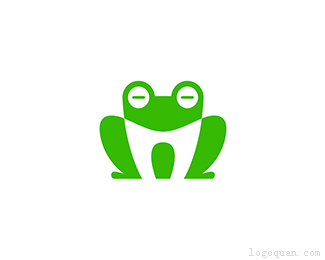 LOGO设计 小青蛙