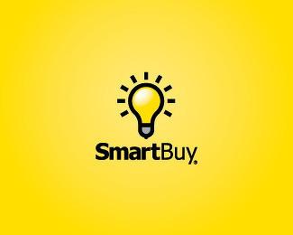 各种创意的灯泡图形logo设计
