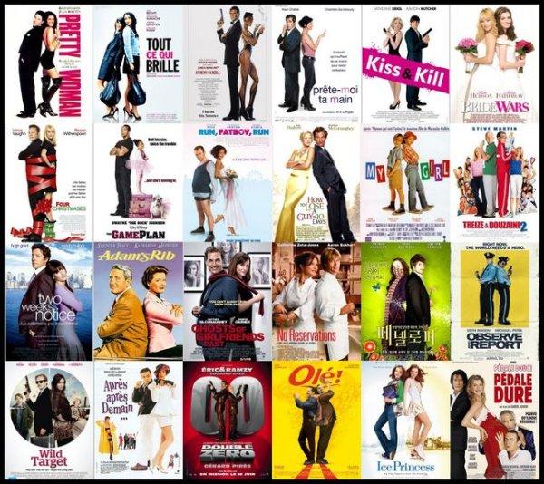 海报设计欣赏 最常见最流行的电影海报设计趋势