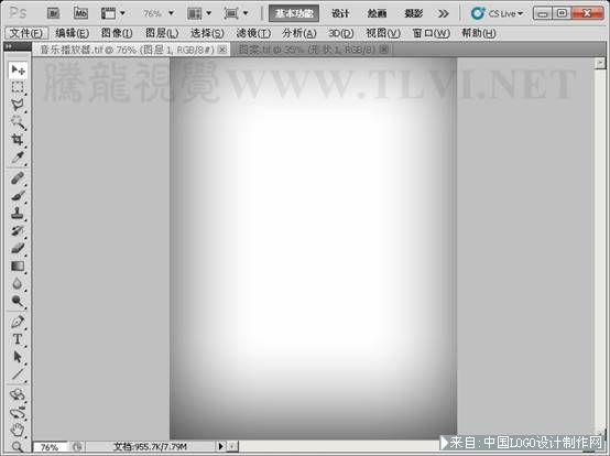 PS CS5图层样式初学者必读 6 颜色叠加 渐变叠加 图案叠加 Photoshop