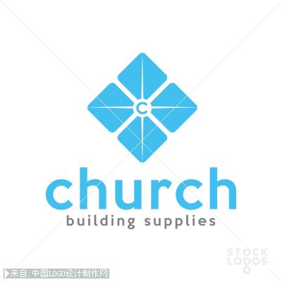 商业店铺模式标志设计