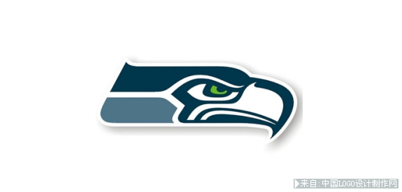 美式足球标志设计,足球队的logo设计欣赏