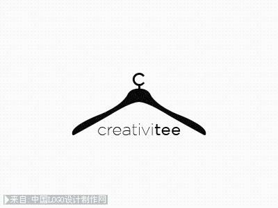 衣架元素的标志设计实例欣赏图片