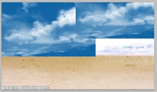 设计幻想式的江山景色